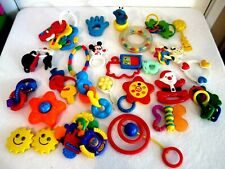 Lot Baby Toddler Rattler Teether Toy Large Toy Developmental Educational Unisex