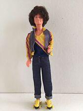 1979 BARBIE SKIPPER'S BOYFRIEND, SCOTT DOLL COMPLETE OUTFIT + SKATES AND SHORTS
