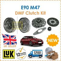 For BMW E90 320D M47 Engine LUK Clutch Kit & Dual Mass Flywheel DMF New