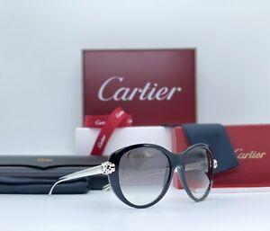 Occhiali Cartier Panthere Wild T8200873 100% Authentic Sunglasses Lunettes
