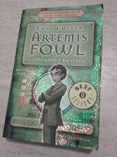 Eoin Colfer - ARTEMIS FOWL. L'INGANNO DI OPAL - 2007 - 1° Ed.