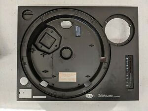 Technics SL-1210 MK2 Spares Repairs Faceplate Plinth Top Cabinet 1210 1200 B