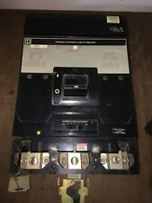 Square D MA36800 800 Amp 3-Pole 600 Volt Circuit Breaker Thermal Magnetic, B105