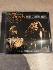 THE BYRDS SOME STANDING ALONE 2 X CD NEW   SEALED