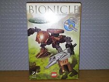 LEGO BIONICLE RAHAGA - 4869 - RAHAGA POUKS - NIB / NISB SEALED IN BOX
