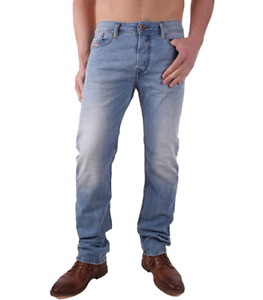 Diesel Men`s Jeans Size 33 WAYKEE W33 L32 Regular-Straight RRP: 130 EUR