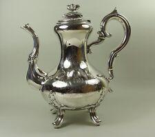 Kanne Silber 950 punziert  Minerve 1 French ANTIQUE  silver teapot 700 gr