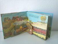 1989 Libro Animado Pop-Up, Mi gran libro de los Trenes, Susaeta