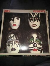 Kiss Dynasty vinyl Lp Id7350a