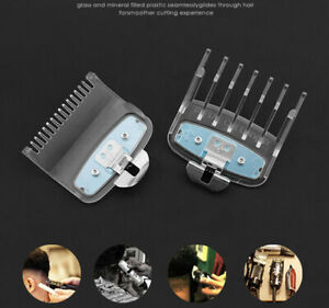 Hair Guide Combs Kit Trimmer Guards Attachments 1.5MM/4.5MM For Wahl Clipper