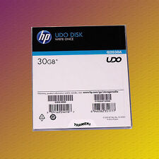 HP Q2030A UDO Disk 30 GB, Write Once, Data Cartridge Datenkassette, NEU & OVP