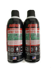 Abro Electrical Contact Cleaner 10oz Computer,HiFi,Cicuits And Other(2 Bottle)