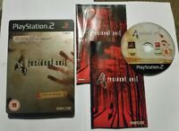 PS2 Resident Evil 4 Limited Steelbook Edition (Sony PlayStation 2 Game)