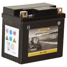 INTACT Puissance de vélo gel12-5l-bs Batterie de Moto 12V / 4AH 50412/YTX5L-BS