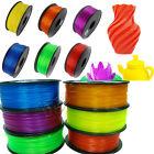 Premium 3D Printer Filament USA 1.75mm ABS PLA 1KG / 2.2LB FOR RepRap