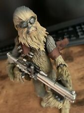 SH Figuarts Star Wars SOLO Chewbacca US Seller