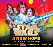 Star Wars: a New Hope - the Original Radio Drama, Topps Light Side...