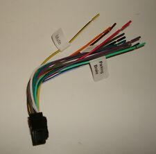 Pioneer Car Audio And Video Standard Wire Harness For Sale Ebay. Jvc Amfm Cd Dvd Kw R500 Wire Harness. Wiring. Diagram Pioneer Wiring Avh X1700s At Scoala.co