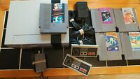 Nintendo Nes Console System Original Refurbished OEM 72 Pin Lockout Chip Disable