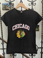 Chicago Blackhawks NHL Patrick Kane 88 Women's T-Shirt Size M