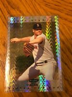 1997 Pinnacle Artist's Proof Rare Showcase Series Roger Clemens Boston Red Sox