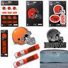 NFL Cleveland Browns Premium Vinyl Decal / Sticker / Emblem - Pick Your Pack
