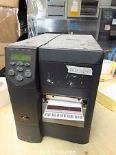 Zebra Z4M Plus Thermal Label Printer Z4M00-0004-0000 Serial Parallel 1 LINE
