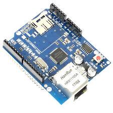 Ethernet Shield + MicroSD-Karten Slot, W5100 Controller für Arduino Uno/Mega R3