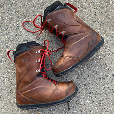 ThirtyTwo Lashed Premium Leather Snowboard Boots 11.5