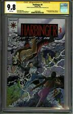 * HARBINGER #0 ONE OF FOUR! CGC 9.8 SS Shooter Layton (1600103003) *