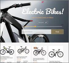 ELECTRIC BIKES Website - FREE Viral Social Media Traffic. Make Money Today!