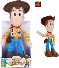 Disney Pixar Toy Story 4 Woody Soft Plush Toy 12 inch - New in Gift Box
