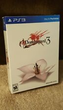 Drakengard 3 -- Collector's Edition (Sony PlayStation 3, 2014)