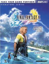 Final Fantasy X Official Strategy Guide by Dan Birlew (2001) Bradygam