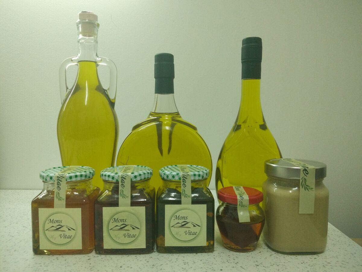 Mons Vitae - Greek healthy products