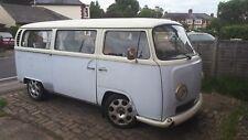 1968 VW Camper Van MOT until 31 May 2019 Road Tax Exempt