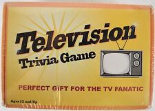 Algonquin Television Trivia Game Perfect Gift for the TV Fanatic 1950s to 1990s