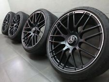 19/20 inch Original SUMMER WHEELS MERCEDES C Class C63 S AMG W205 C205 A205 (