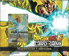 DRAGON BALL SUPER TCG MAGNIFICENT COLLECTION - FUSION HERO - BE07, IN STOCK!