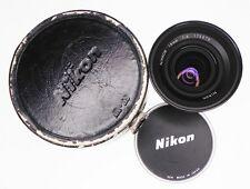 Nikon 18mm f4 Ai  #175979