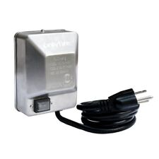 """Onlyfire 36"""" 40LB 4W Universal Grill Electric Stainless Steel Rotisserie Motor"""