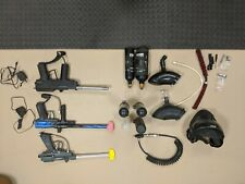 Spyder Electronic Paintball Markers + Extras