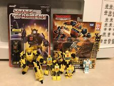 Transformers Bumblebee Lot
