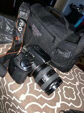 Sony A300 Slr Digital Camera W Minolta Af-24-105 Bags