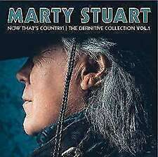 Marty Stuart - Now That's Country The Definitive Collection Vol 1 NEW CD
