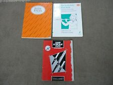JOB LOT OF FLUTE MUSIC BOOKS FABER BOOSEY & HAWKES  FLUTE FANCIES  & PIANO ACCOM