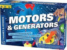 Thames & Kosmos 665036 Motors and Generators