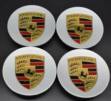 4x orig Porsche 991 981 997 Cayenne Panamera Nabendeckel Felgendeckel 76mm