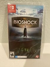 BioShock: The Collection (Nintendo Switch, 2020) New Factory Sealed