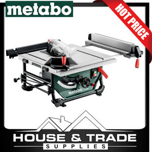 Metabo Table Saw 1500w 4200rpm TS 254 M 610254190